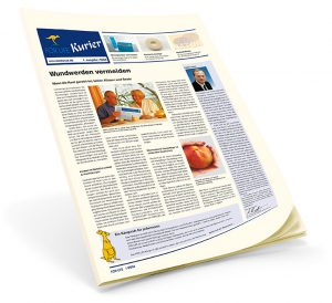 FOR LIFE Kurier, 1. Ausgabe 2004