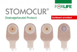 STOMOCUR® Drainagebeutel Protect
